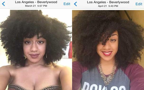 Damaged Hair Breakage Slow Growth Dry Hair Thin Edges Hair La Vie