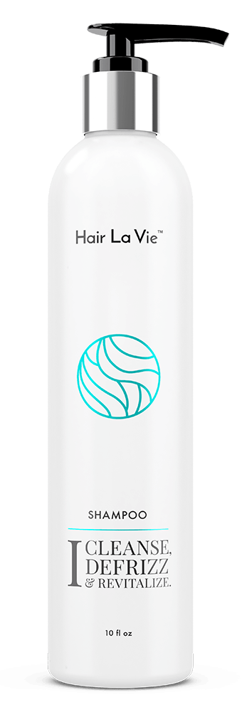 Hair La Vie Shampoo Bottle