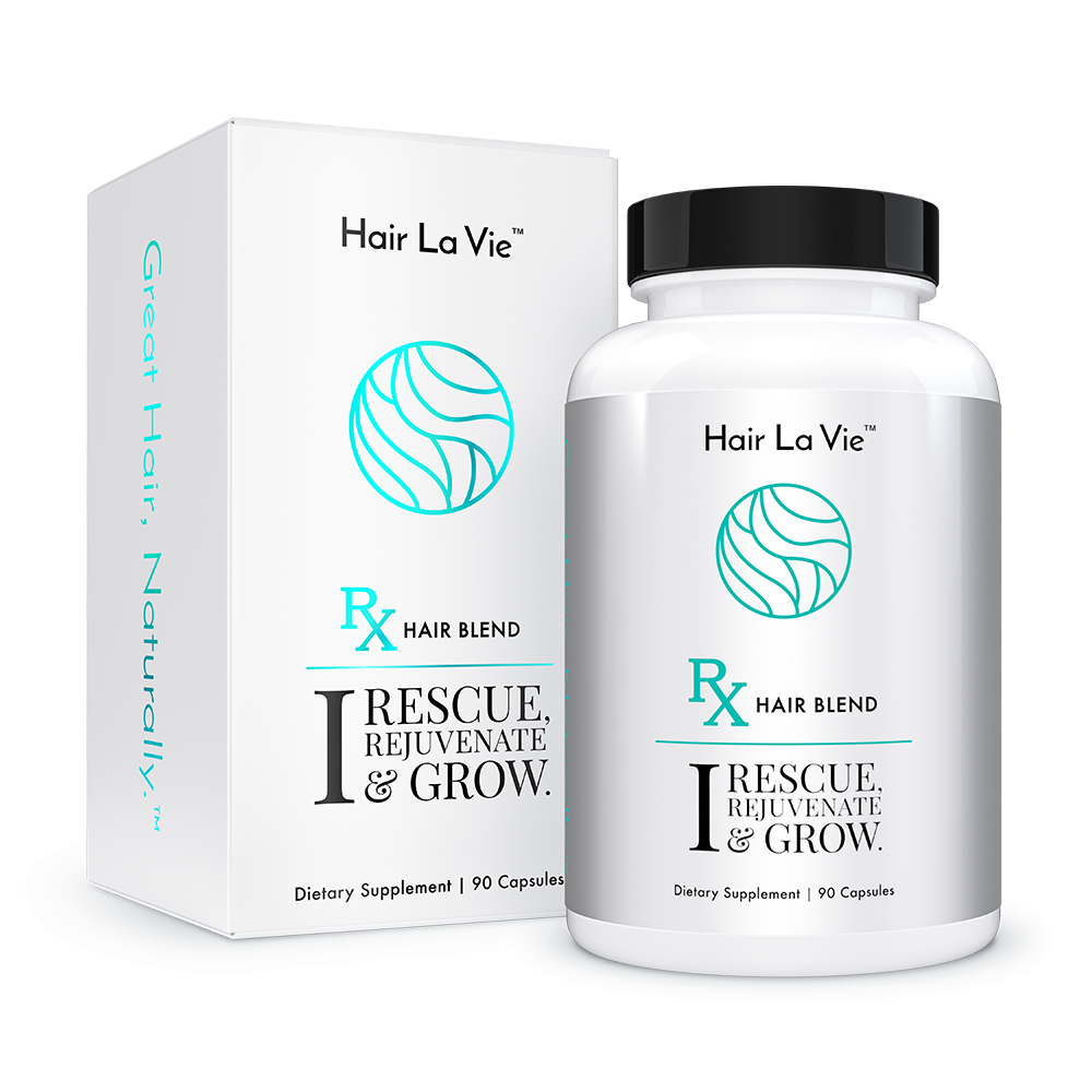 Organic Hair Loss Prevention Hair Growth Products For Men Women